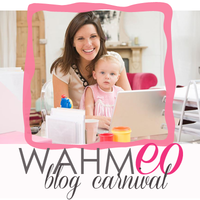 WAHMeo Blog Carnival logo
